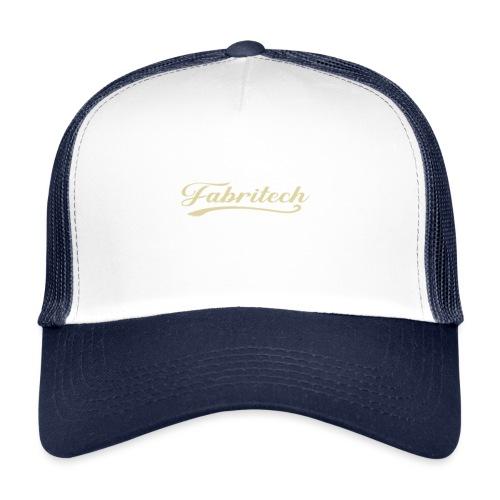 Fabritech textloggo - Trucker Cap