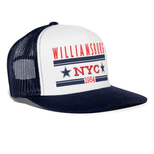 Williamsburg Hipster - Trucker Cap