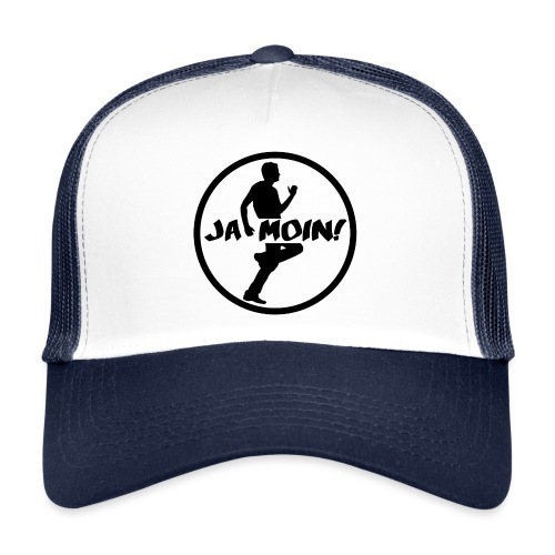 jumperkai shirt2 jamoin - Trucker Cap