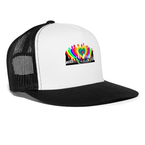 rainbow is my favorite color - Trucker Cap