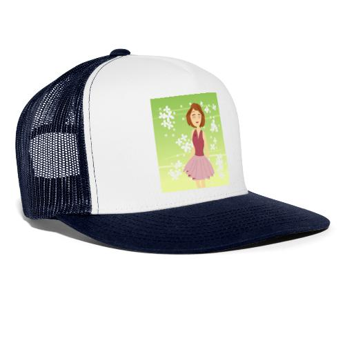 Dreamgirl Katie's lente - Trucker Cap