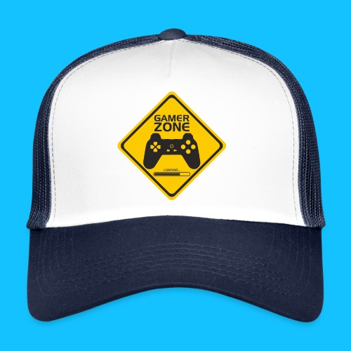 Game Zone - Trucker Cap