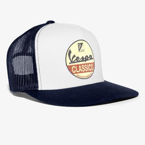 Vintage Logo - Trucker Cap