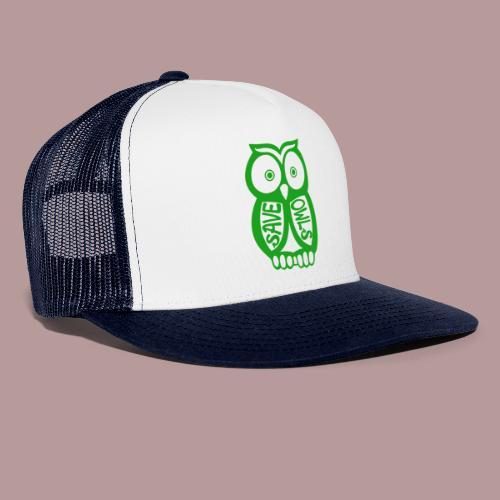 Save owls - Trucker Cap