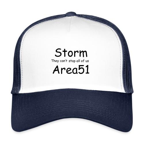 Storm Area 51 - Trucker Cap