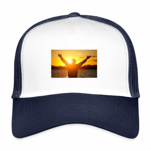 Camiseta Libre - Gorra de camionero