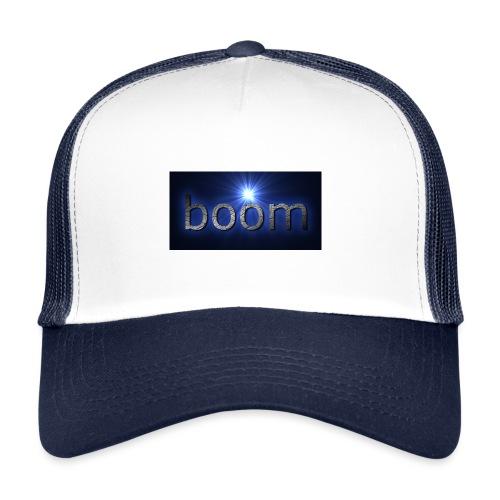 BOOOM - Trucker Cap