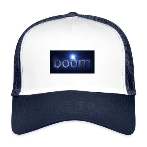 BOOOM - Trucker Cap