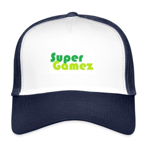Super Gamez - Trucker Cap