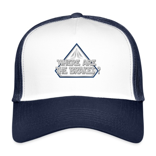 Star Tours Design - Trucker Cap