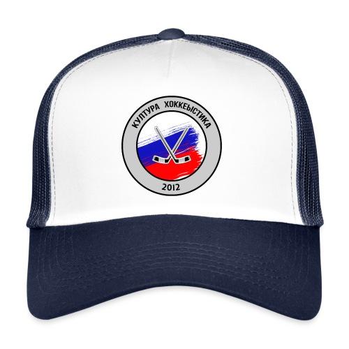 LOGO CH_Russian - Trucker Cap