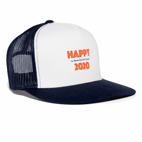 Happy 2020 - Trucker Cap