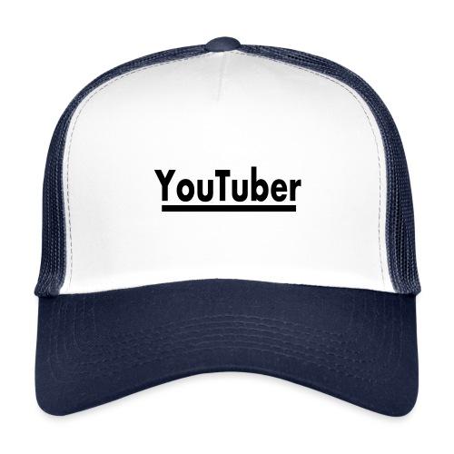 youtuber film youtube - Trucker Cap