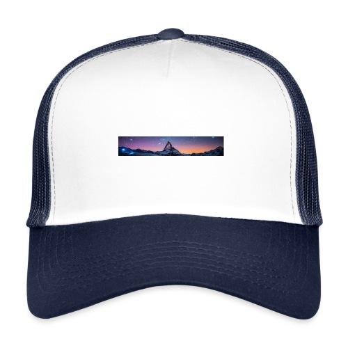 Mountain sky - Trucker Cap