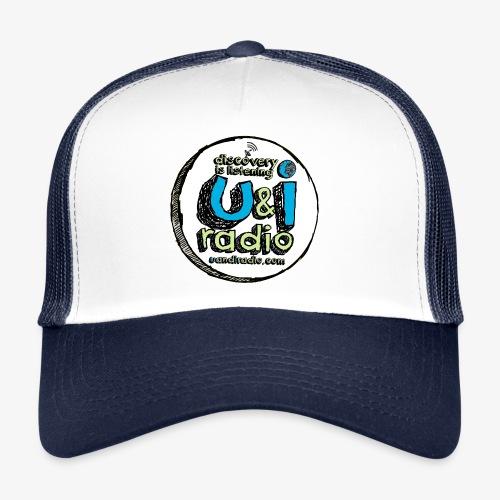 U & I Logo - Trucker Cap