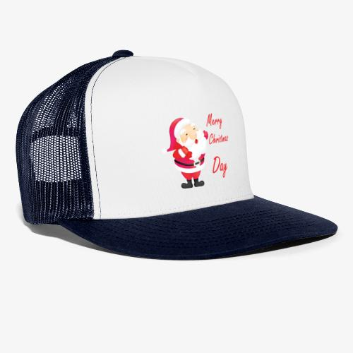 Merry Christmas Day Collections - Trucker Cap