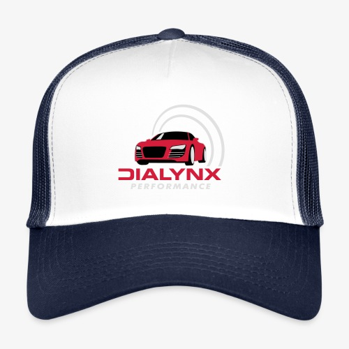 Dialynx Logo - Trucker Cap