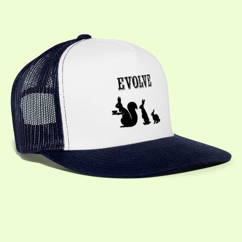 EvolveBunny - Trucker Cap