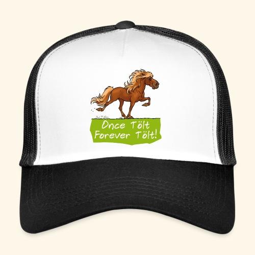 Icelandic horse tölt - Trucker Cap