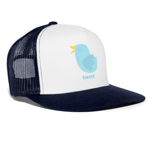 tweet - Trucker Cap