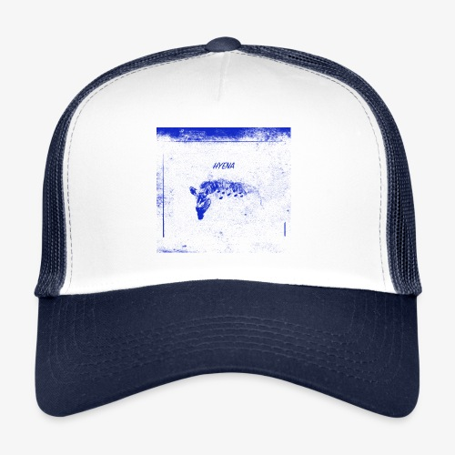 Hyena Blue - Trucker Cap