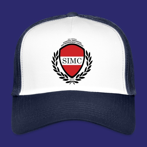 simc logo original - Trucker Cap