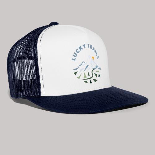 Lucky Trails Coaching - Trucker Cap