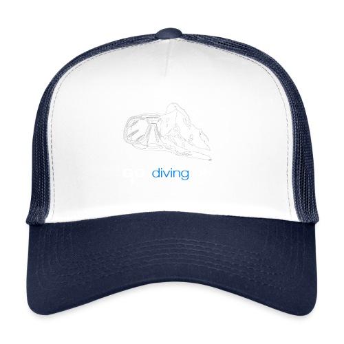 Go Diving - Trucker Cap
