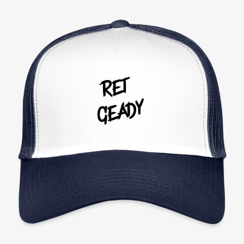 Ret Geady Classic - Trucker Cap