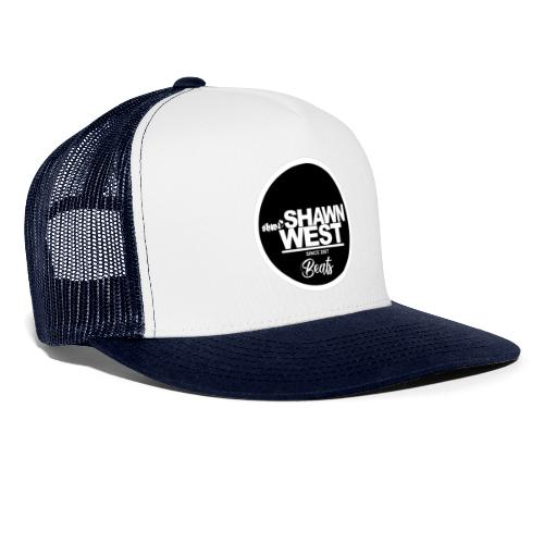 SHAWN WEST BUTTON - Trucker Cap
