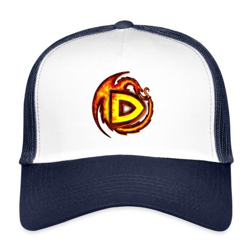 drasa_online_logo - Trucker Cap