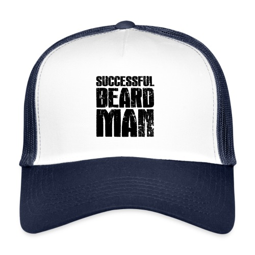 Successful Beard Man - Trucker Cap