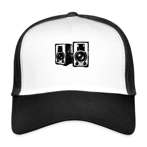 DJ Symbol Musik Musiker Party Disco - Trucker Cap