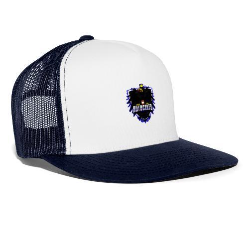 AUTocrats blue - Trucker Cap