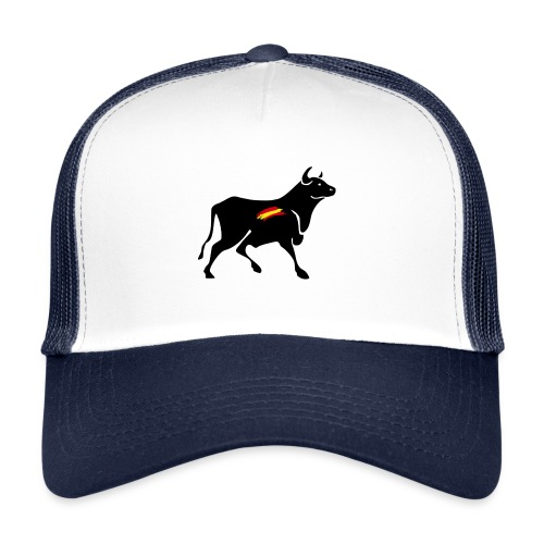 toro español - Gorra de camionero