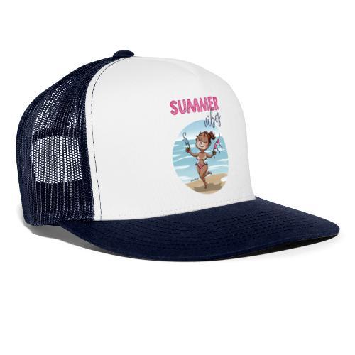 SUMMER vibes - Gorra de camionero