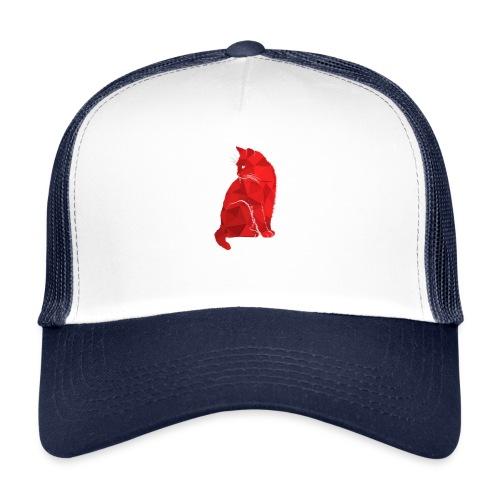 Cat - Trucker Cap