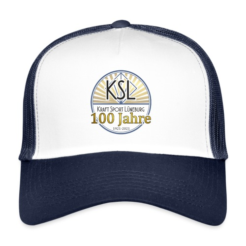 KS Logo 100 J - Trucker Cap