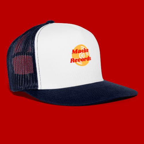 mackerecords merch - Trucker Cap