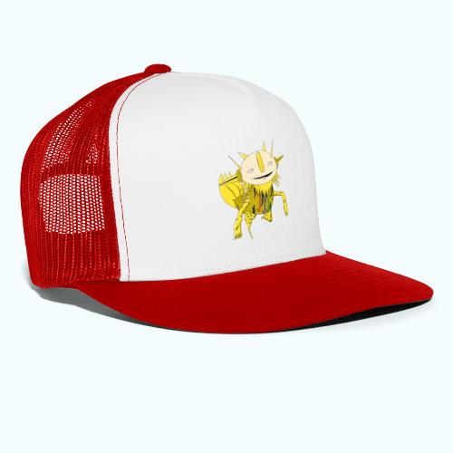 SPIKIE 80s Comic - Trucker Cap