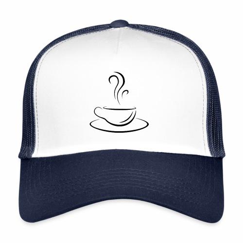 Kaffeetasse - Trucker Cap