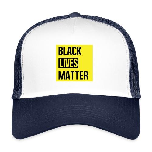Black Lives Matter (yellow) - Trucker Cap
