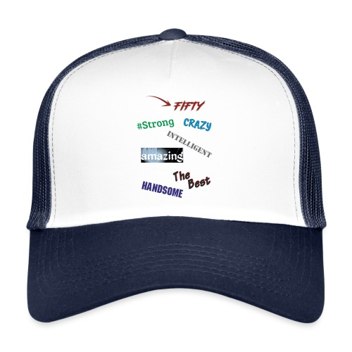Tylko zalety - Trucker Cap