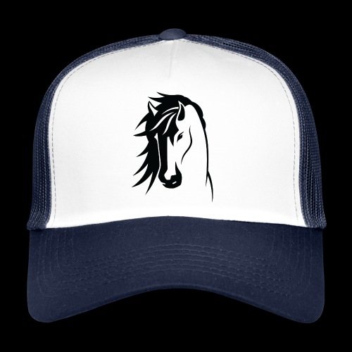 Stallion - Trucker Cap