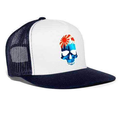 Logo clean - Trucker Cap
