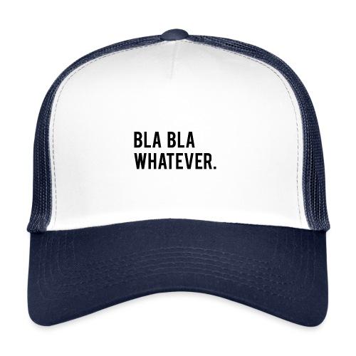 blabla - Trucker Cap