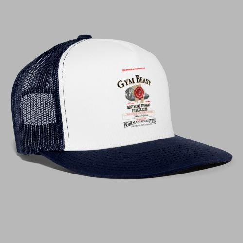 GYM BEAST - Trucker Cap