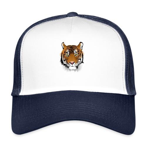 tiger numero 1 - Gorra de camionero