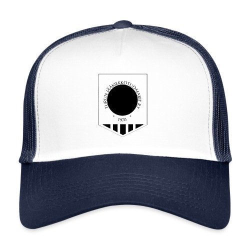 Tujen vaakunalogo - Trucker Cap