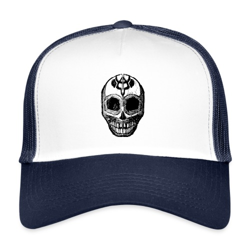 Skull of Discovery - Trucker Cap